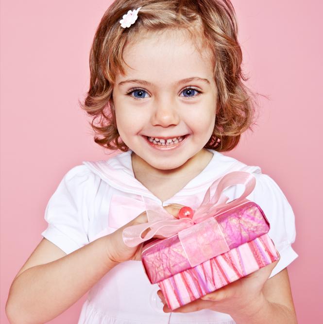 Geschenkwünsche kommunizieren