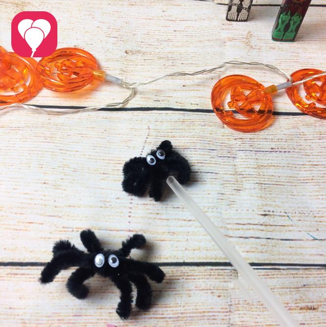 halloween-spiele-spinnen-wettlauf