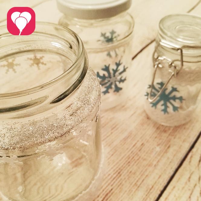 Frozen Die Eiskönigin Glas Teelicht Geschenkverpackung