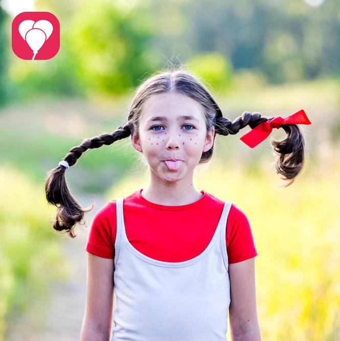Pippi Langstrumpf Kindergeburtstag