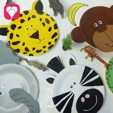 so kannst du tierische masken basteln balloonasblog. Black Bedroom Furniture Sets. Home Design Ideas