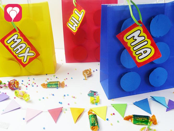 Lego Geschenktüten Inhalt