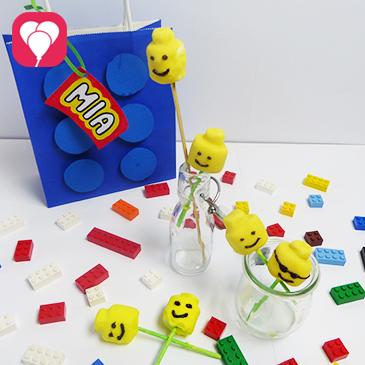 Lego Marshmallow Köpfe