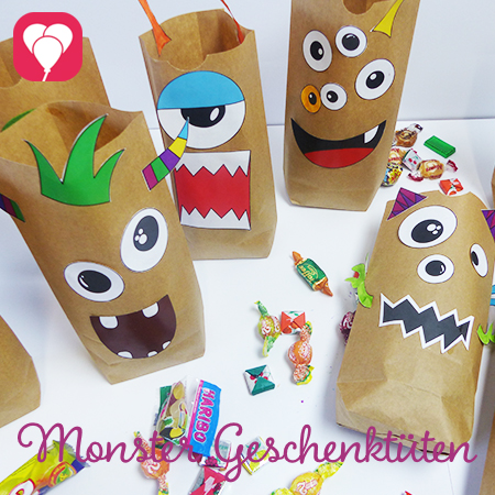 Monster-Geschenktueten-Preview