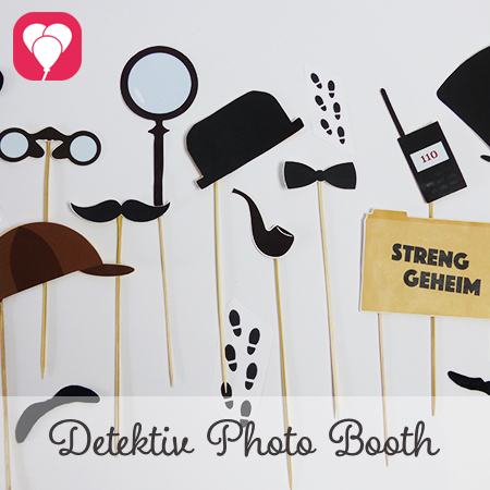 Detektiv Photo Booth
