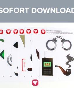 Detektiv Photo Booth Download