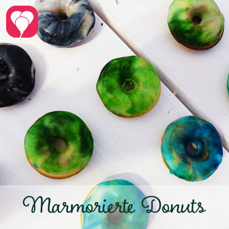 Preview Marmorierte Donuts