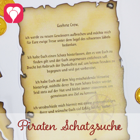 Piraten Schatzsuche Preview