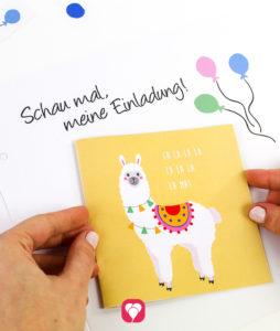 balloonas Geburtstagsbuch - Erinnerungsstücke einkleben