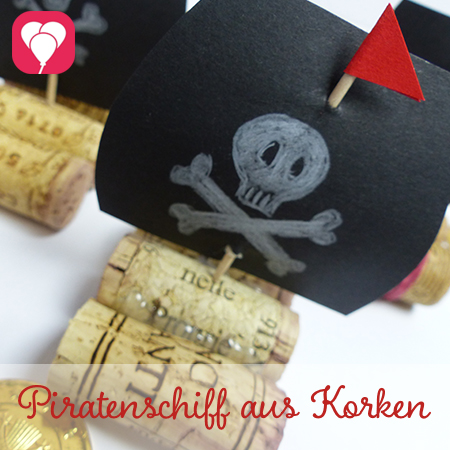 DIY Piratenschiff Preview