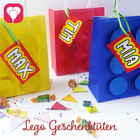 Lego Geschenktueten Preview