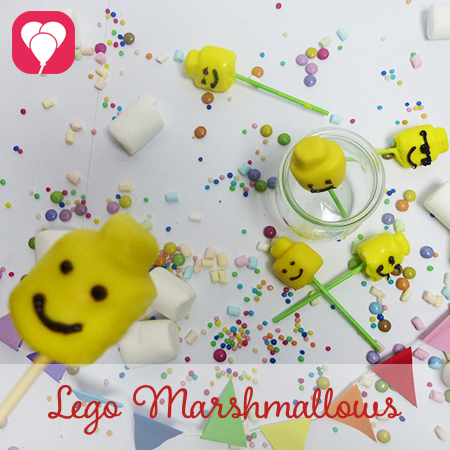 Lego Marshmallows Preview