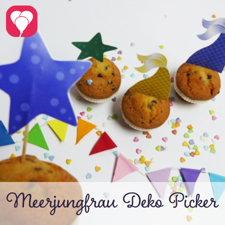 Preview Meerjungfrau Deko Picker