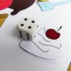 Eiscreme Würfeln - lustiges Würfel Spiel