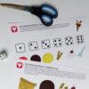 Eiscreme Würfel Spiel - Zusatzmaterial