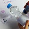 Einhorn Flaschenetiketten und Becherschilder - Schritt 6