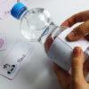 Einhorn Flaschenetiketten und Becherschilder - Schritt 7
