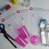 Einhorn Flaschenetiketten und Becherschilder - Zusatzmaterial