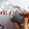 Piraten Flaschenetiketten und Becherschilder - Schritt 8