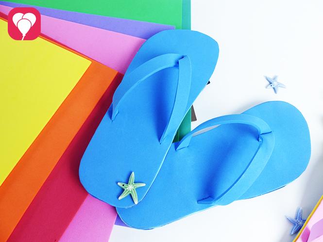 Flip Flops selber machen