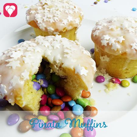 Pinata Muffins