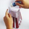 Popcorn Tüte - Schritt 5