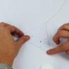 Einhorn Wimpelkette - Schritt 4