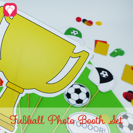 Fussball Photo Booth