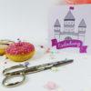 Märchenschloss Einladung für kleine Prinzessinnen