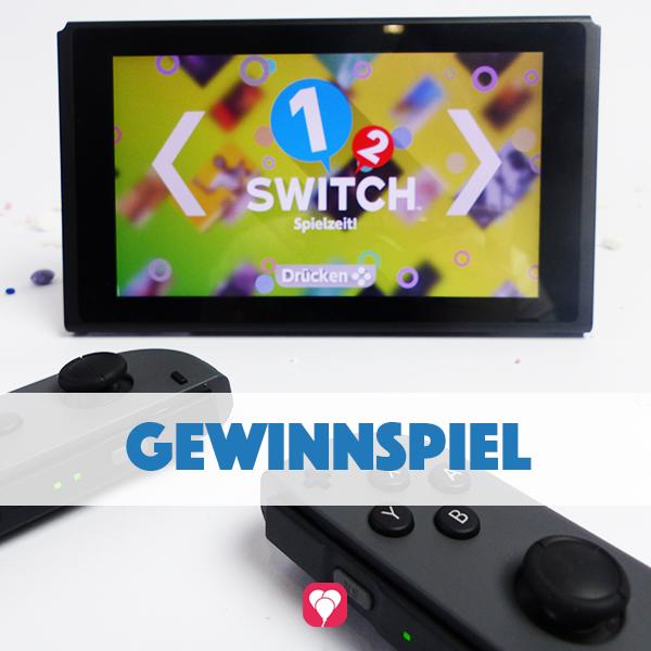 Facebook Gewinnspiel mit Nintendo