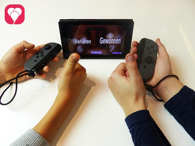 Nintendo Switch als Partyspiel