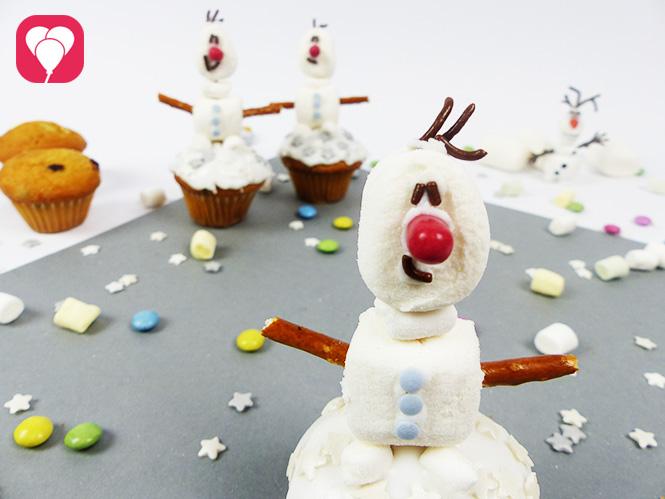 Olaf Muffins