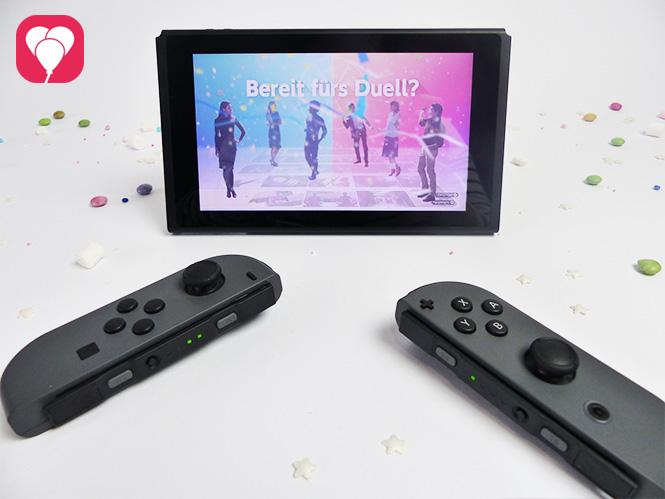 Team Partyspiel von Nintendo