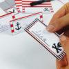 Piraten Tischkarten - Schritt 3
