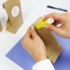 Lieblings-Sticker als Etiketten - Schritt 3