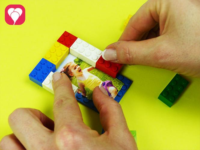 Lego Spiele für Drinnen - Lego Bilderrahmen