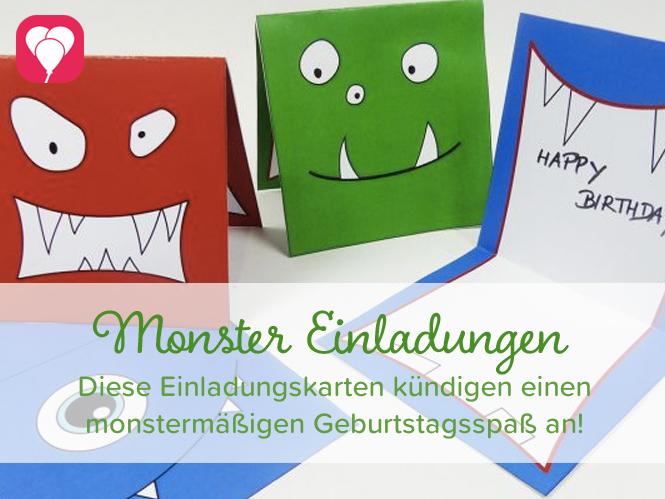 Monster Karten