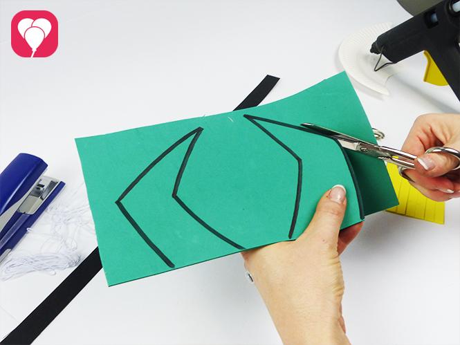 Helau! So kannst Du 5 einfache Masken basteln - balloonasBlog