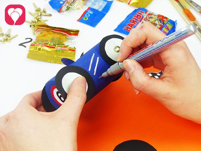 DIY Rennauto basteln