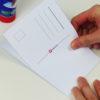 """""""Zeit für Kuchen"""" Design Postkarte - Schritt 3"""