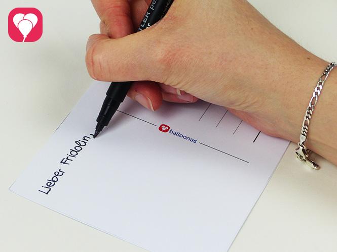 Kuchen Postkarte herunterladen und beliebig oft verschicken - Karte beschriften