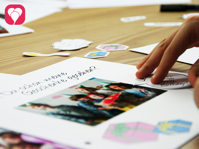 Dekoriere Dein Geburtstagsbuch nach Herzenslust - so wird es zum einzigartigen Erinnerungsstück