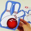 Bowling Karte - Version 1