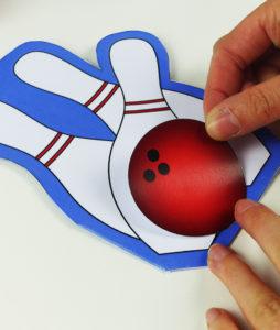 Bowling Karte - Version 2