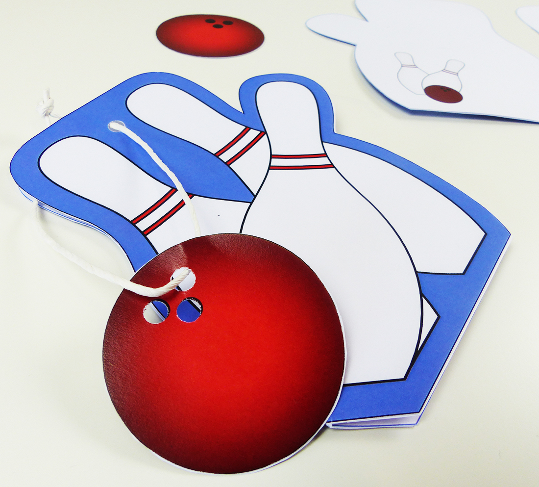 Bowling Karte