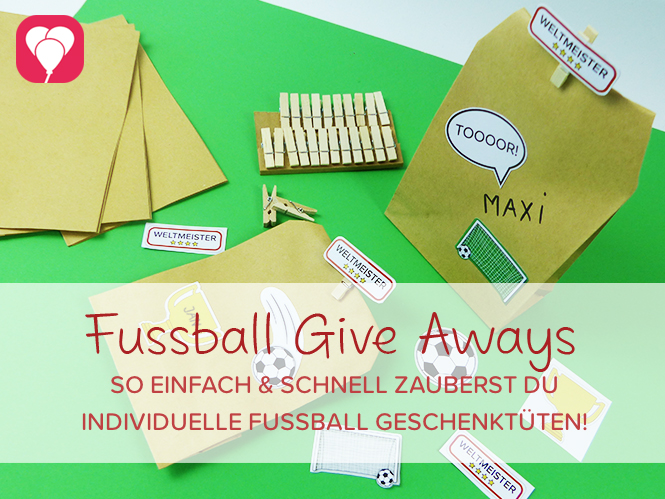 Fussball Give Aways