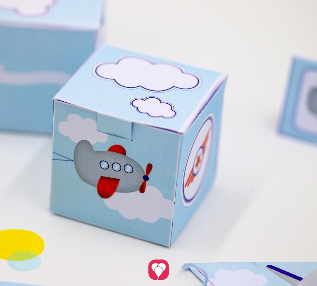 Flieger Geschenkbox