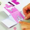 Märchenschloss Geschenkbox - Schritt 2