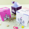 Märchenschloss Geschenkbox für kleine Prinzessinnen