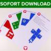 Monster Geschenkbox als Sofort-Download